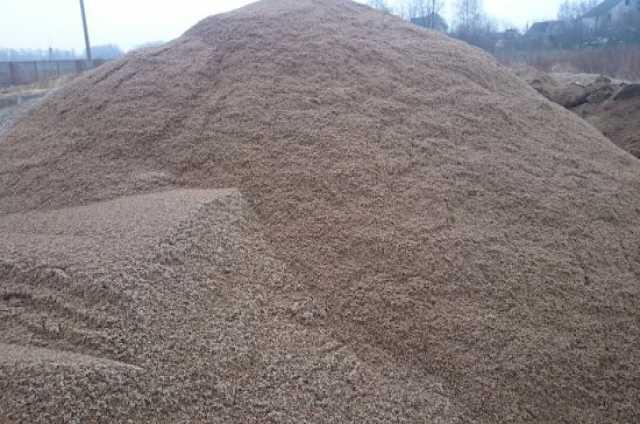 Продам: Песок фракции 0-4 мытый, доставка от 1т