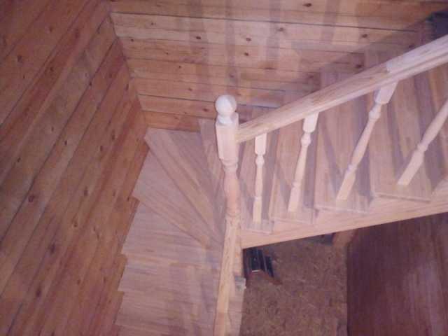 Продам Изготовление лестниц в любой проем (подр
