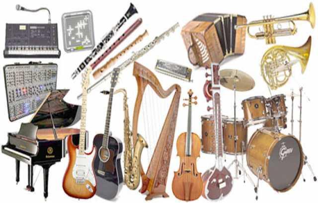 Куплю музыкальные инструменты