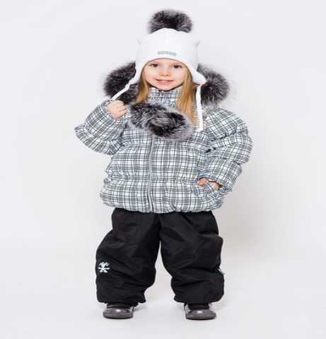 Продам Зимний костюм на девочку Фонарик.Новый.