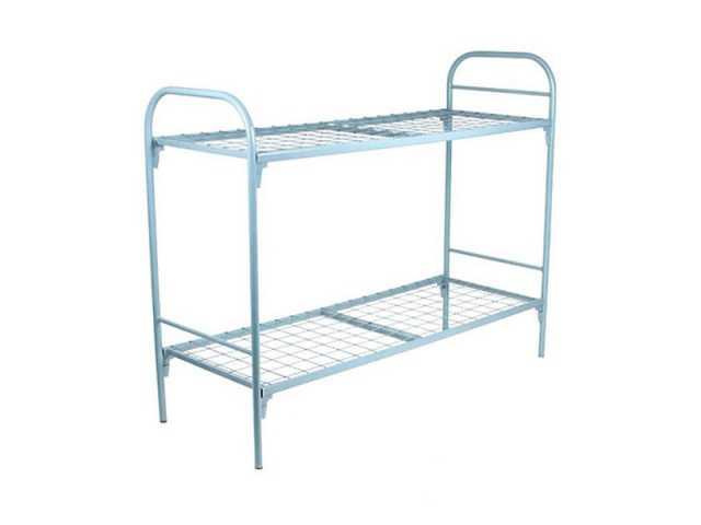 Продам Кровати металлические с усилением.