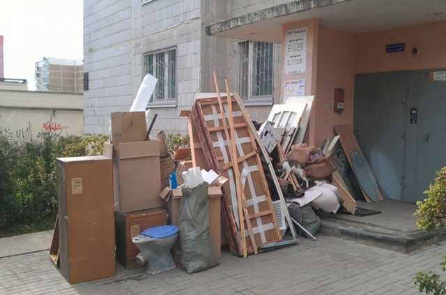 Предложение: Освободим вашу квартиру от мусора, хлама