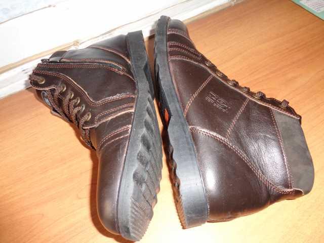 0b2105f467ab Купить зимняя мужская обувь, мех, кожа в Омске — объявление № Т ...