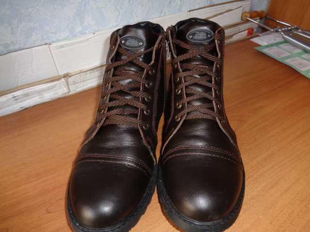 ff1dcb5c0e89 Купить зимняя мужская обувь, мех, кожа в Омске — объявление № Т-25215192 на  Барахла.НЕТ