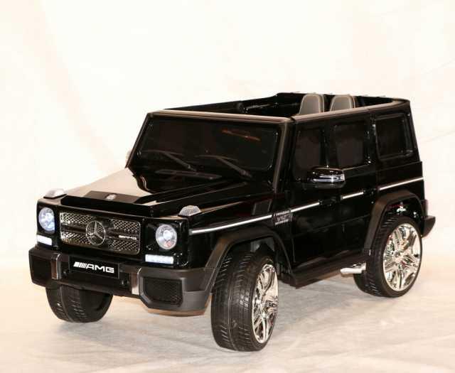 Продам Электромобиль детский Mercedes G 65 AMG