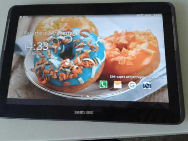 "Продам Планшет Samsung Galaxy tab 2 10.1 "" 16GB"
