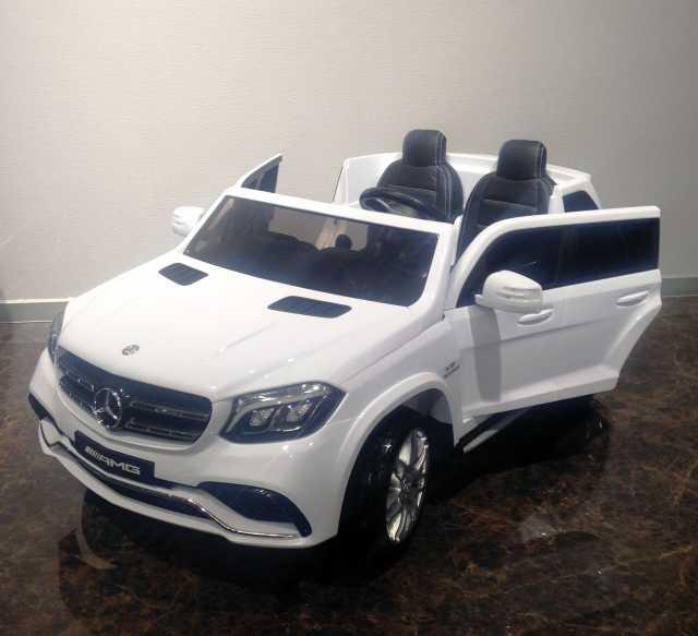 Предложение: Электромобиль детский Mercedes GLS 4 WD