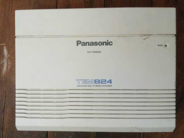 Продам Мини-атс Panasonic KX-TEM824