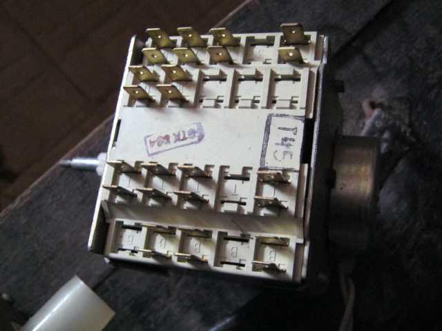 Продам командный аппарат для стиральной машины
