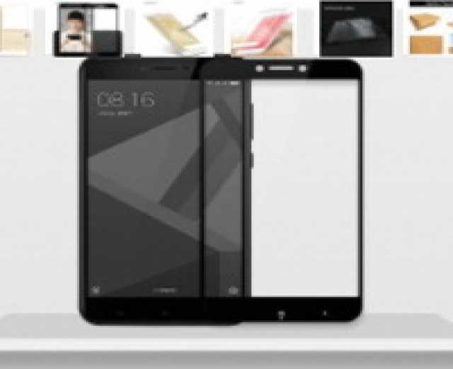 Продам Стекло экран: для Xiaomi Redmi 4X Pro 5.