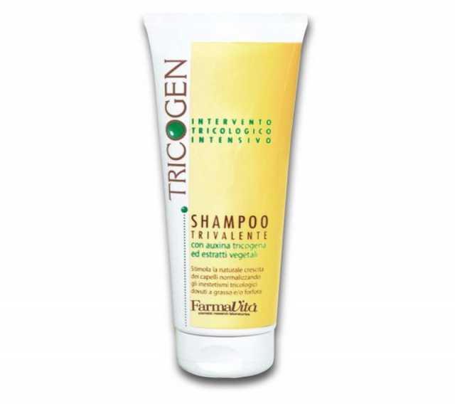 Продам Farmavita шампунь трихоген shampoo