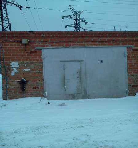 Продажа гаража в омске в оао