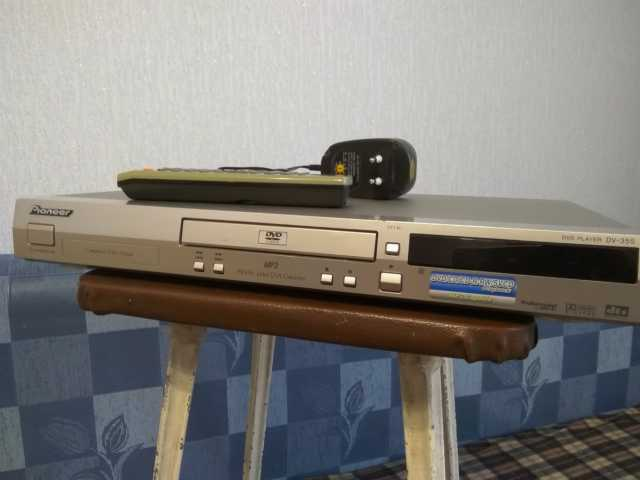 Продам DVD player Pioneer DV-355