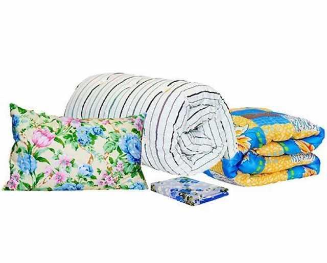 Продам Комплекты: матрац,подушка и одеяло от пр