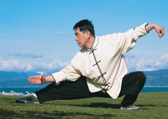 Предложение: Занятия Тайцзи цюань и цигун