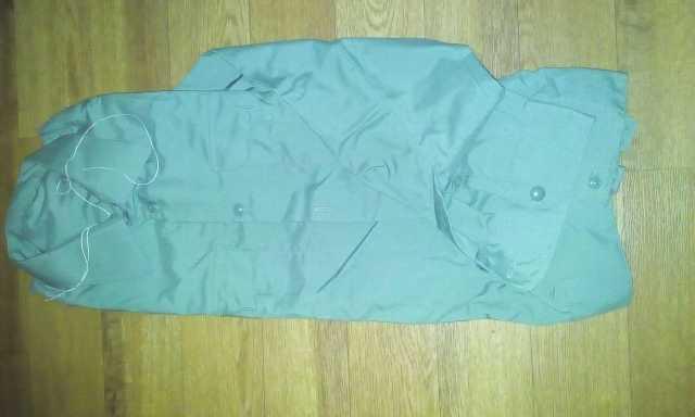 Продам продам рубашки офицерские защитного и бе
