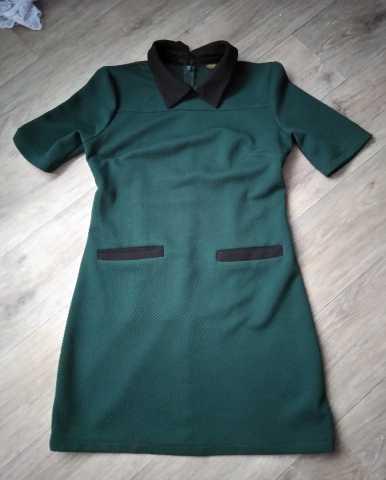 Продам Зелёное платье