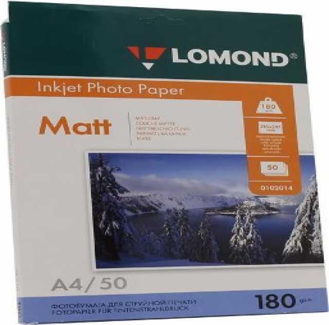 Продам Бумага Lomond 0102049. 0102022