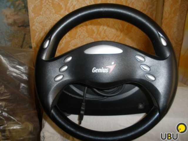 Продам Игровая приставка - игровой руль