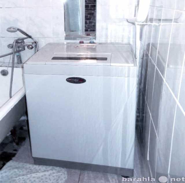 Приму в дар неисправную стиральную машину