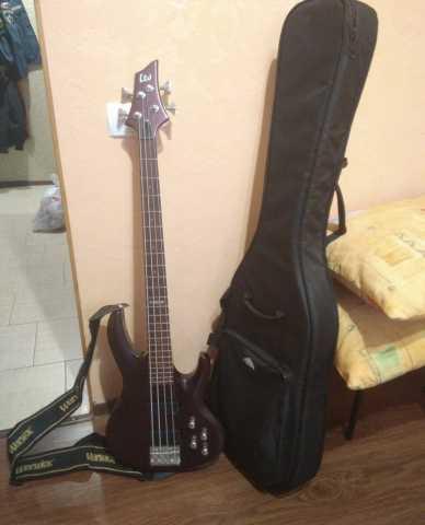 Продам Бас-гитара ltd b-104