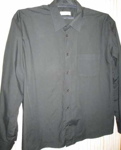 Продам Чёрная рубашка размер 56-58