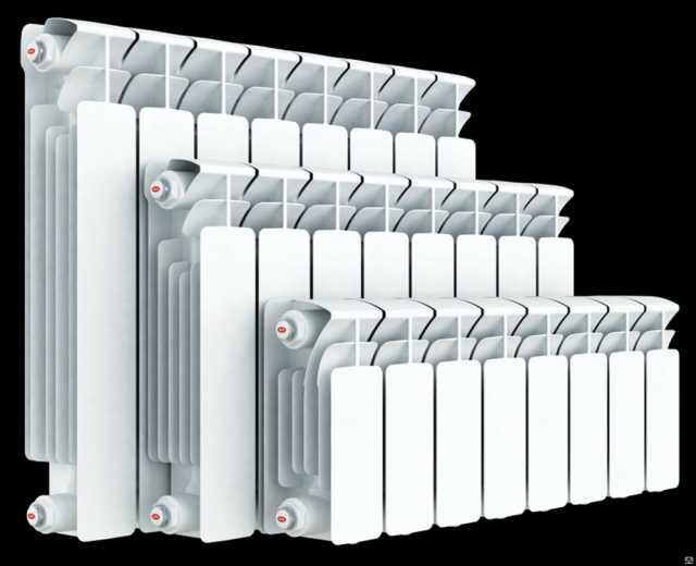 Предложение: Биметаллические и алюминиевые радиаторы