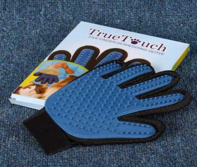 Продам перчатки для вычесывания шерсти