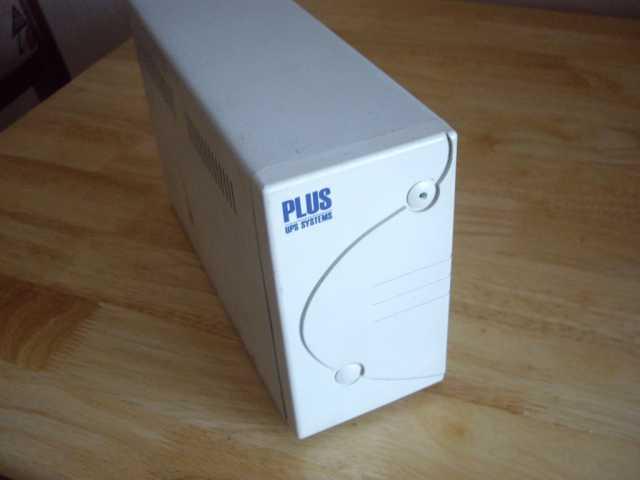 Продам: Бесперебойный источники питания PLUS-300