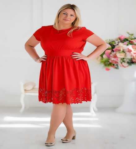 Продам: Красивое платье для пышной женщины (деву