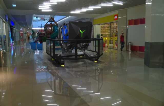 Продам 7Dаттракцион виртуальной реальности EXO