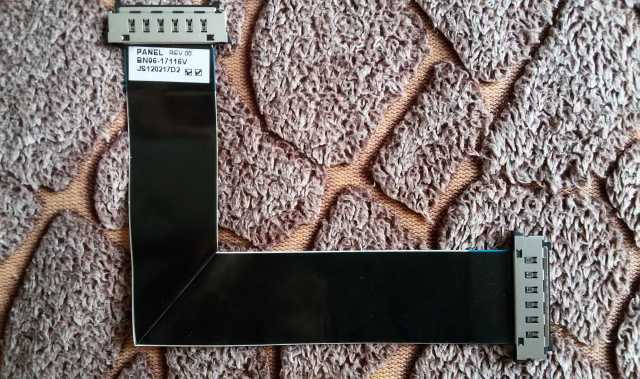 Продам: Шлейф BN96-17116V JS120217D2