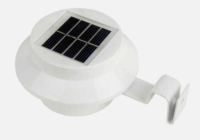 Продам уличный светильник (зарядка от солнца)