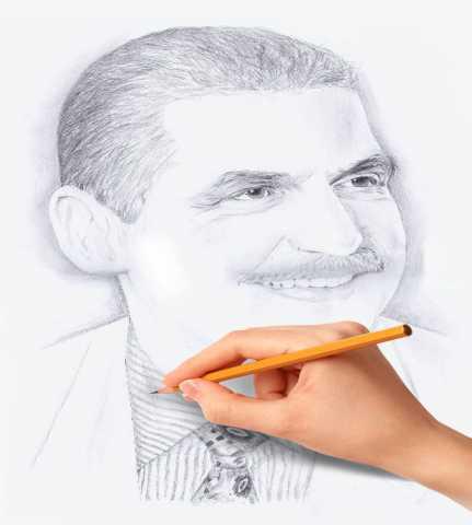 Продам Красивые портреты карандашом  в Энгельсе