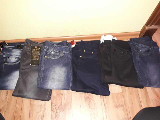 Продам НОВЫЕ Брюки, джинсы