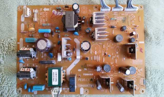 Продам PE0513A V28A000677B1 TOSHIBA 37AV500PR