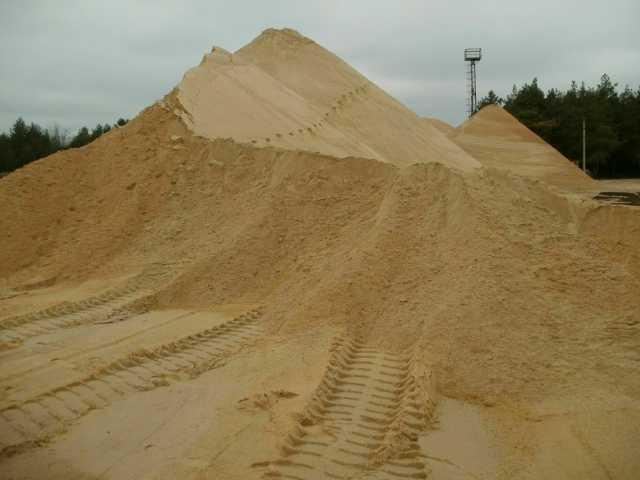 Продам: Песок фракции 0-2 мытый, доставка от 1 т