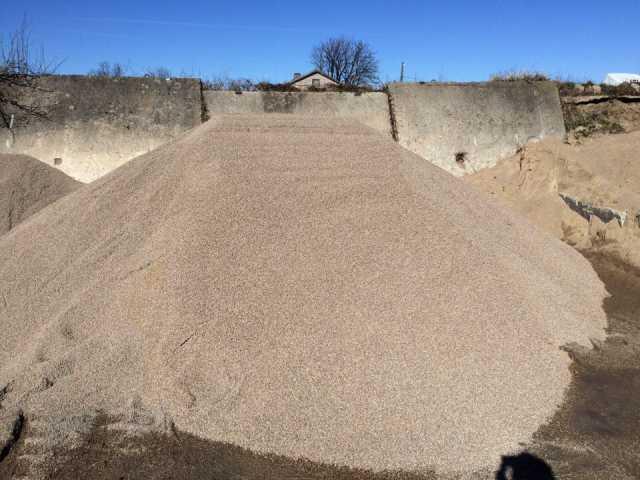 Продам Песок 0-4 фракции мытый, доставка от 1т.