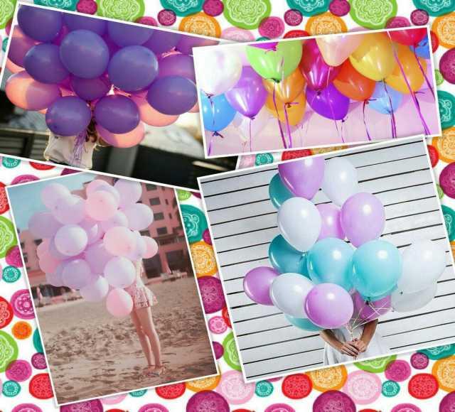 Продам  Воздушные шары.Украшение праздников,вып