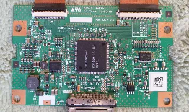 Продам MDK 336V-0 N, 19100106 Toshiba 37AV500PR