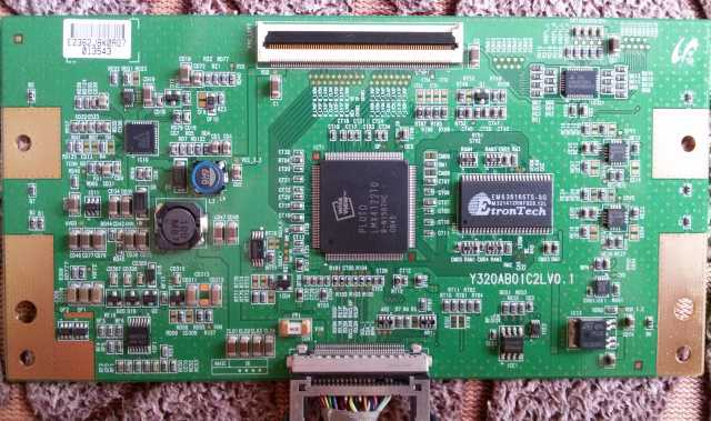 Продам T-Con Y320AB01C2LV0.1 SONY KDL-32L4000