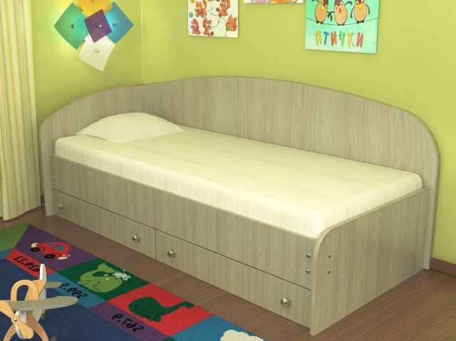 """Продам Детская кровать """"Софа"""" 2"""