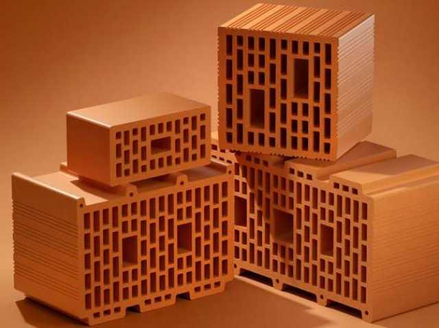Продам Керамические блоки porikam