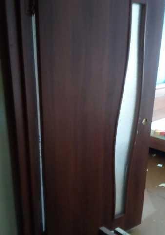 Продам стекло для двери