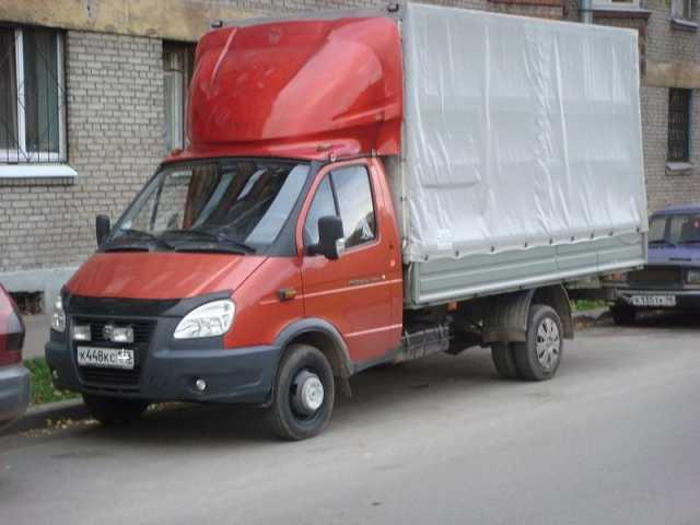 Вакансия: Водитель с л/а Газель, Валдай до 5 тонн