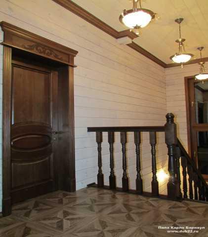 Продам Двери деревянные на заказ
