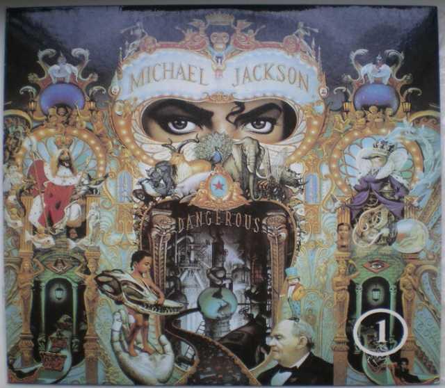 Продам Michael Jackson – Dangerous, 2 LP, 1991