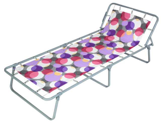 Продам Раскладушка (раскладная кровать Юниор )