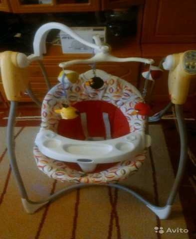 Продам кресло качалку