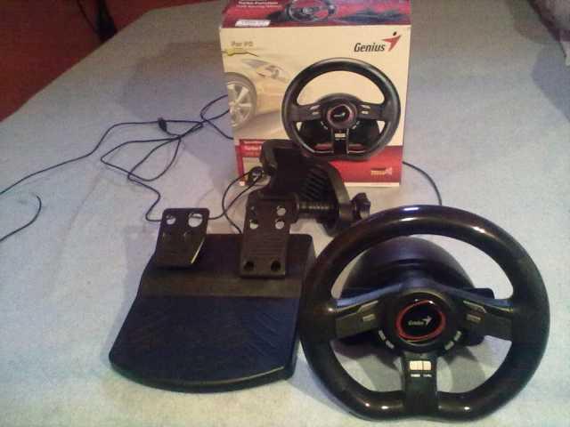 Продам Руль для PC/PlayStation 3